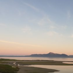 Sunset over Clew Bay