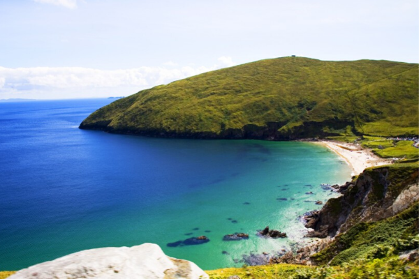 Keem Bay. Achil Island B&B